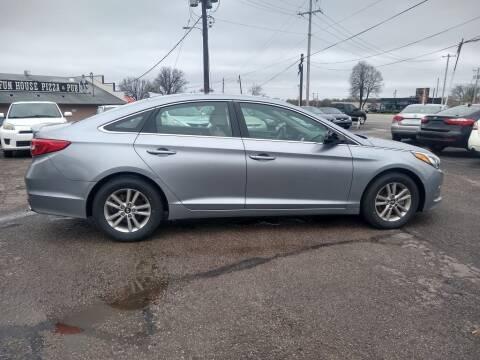 2016 Hyundai Sonata for sale at Savior Auto in Independence MO