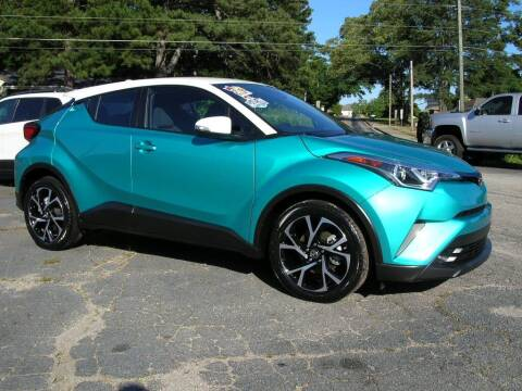 2018 Toyota C-HR for sale at South Atlanta Motorsports in Mcdonough GA