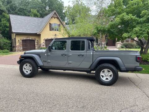 2020 Jeep Gladiator for sale at You Win Auto in Burnsville MN