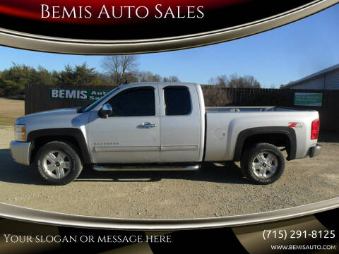 2010 Chevrolet Silverado 1500 for sale at Bemis Auto Sales in Crivitz WI