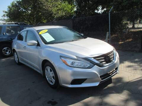 2016 Nissan Altima for sale at Quick Auto Sales in Modesto CA