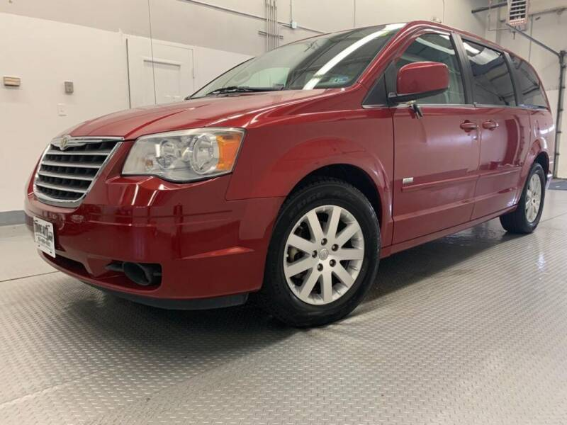 2008 Chrysler Town and Country for sale at TOWNE AUTO BROKERS in Virginia Beach VA