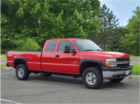 2002 Chevrolet Silverado 2500HD for sale at Elite 1 Auto Sales in Kennewick WA