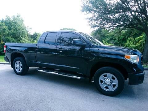 2014 Toyota Tundra for sale at Car Depot in Miramar FL