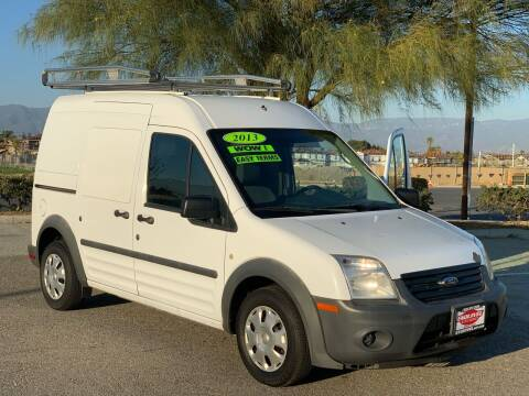 2013 Ford Transit Connect for sale at Esquivel Auto Depot in Rialto CA