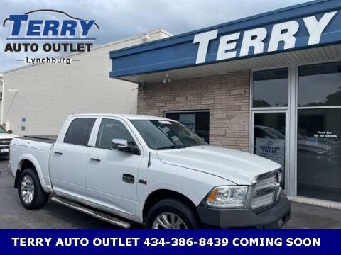 2014 RAM Ram Pickup 1500 for sale at Terry Auto Outlet in Lynchburg VA