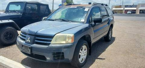 2005 Mitsubishi Endeavor for sale at BAC Motors in Weslaco TX