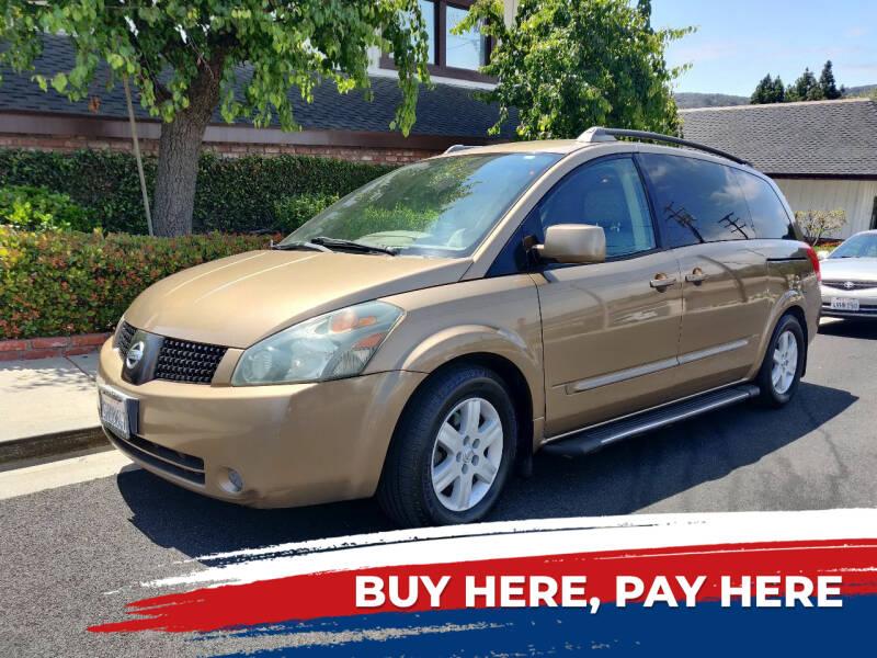 2004 Nissan Quest for sale in El Monte, CA