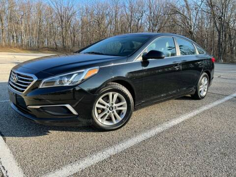 2017 Hyundai Sonata for sale at Lifetime Automotive LLC in Middletown OH