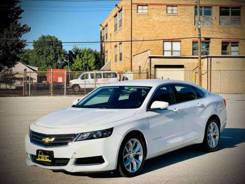 2017 Chevrolet Impala for sale at ARCH AUTO SALES in Saint Louis MO