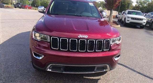 2021 Jeep Grand Cherokee GRAND CHEROKEE LIMITED 4X4 - North Olmsted OH