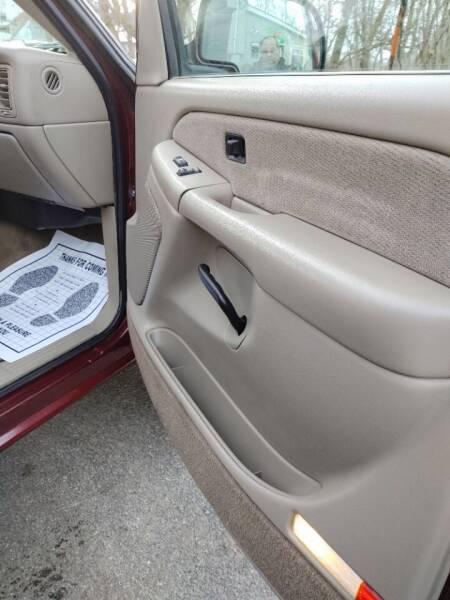 2001 GMC Sierra 2500HD 4dr Extended Cab SLE 4WD SB - Pittsfield MA