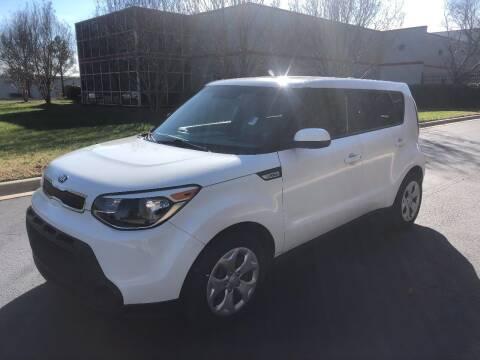 2015 Kia Soul for sale at A&M Enterprises in Concord NC