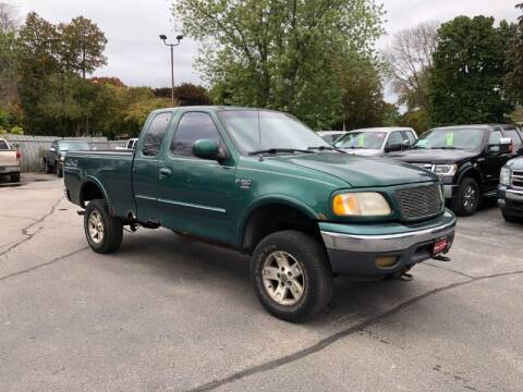 2000 Ford F-150 for sale at WILLIAMS AUTO SALES in Green Bay WI