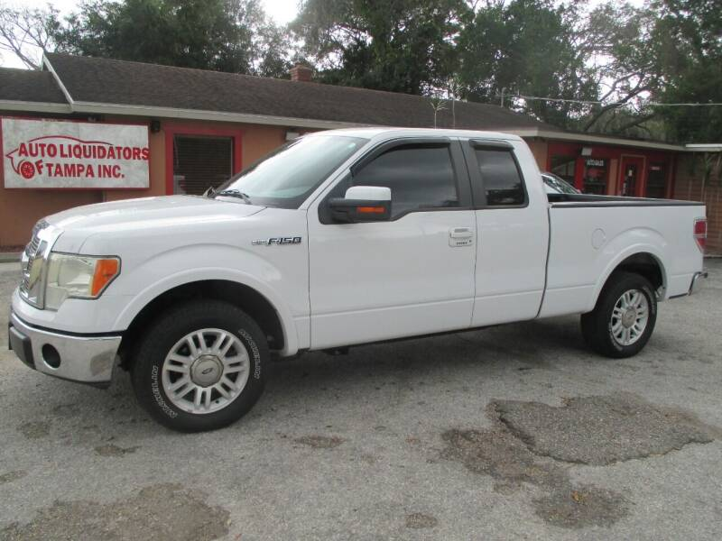2009 Ford F-150 for sale at Auto Liquidators of Tampa in Tampa FL