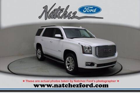 2017 GMC Yukon for sale at Auto Group South - Natchez Ford Lincoln in Natchez MS