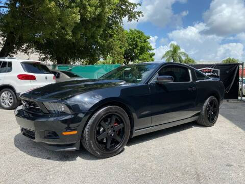 2011 Ford Mustang for sale at Florida Automobile Outlet in Miami FL