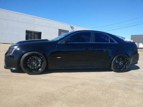 2009 Cadillac CTS for sale at NJ Enterprises in Indianapolis IN