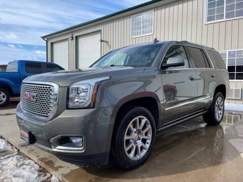 2017 GMC Yukon for sale at Northern Car Brokers in Belle Fourche SD