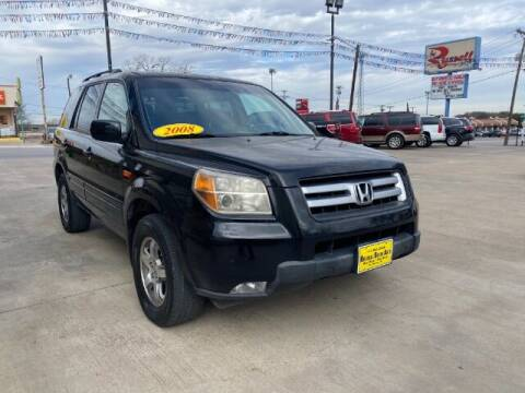 2008 Honda Pilot for sale at Russell Smith Auto in Fort Worth TX