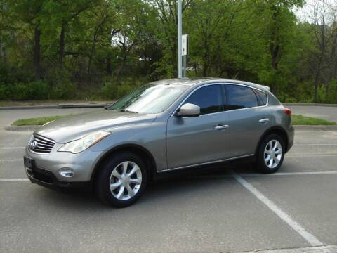 2010 Infiniti EX35 for sale at ACH AutoHaus in Dallas TX
