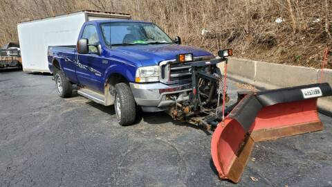 2003 Ford F-350 Super Duty for sale at City Auto Sales in La Crosse WI