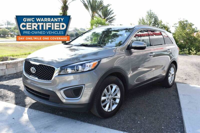 2016 Kia Sorento for sale at All About Price in Bunnell FL