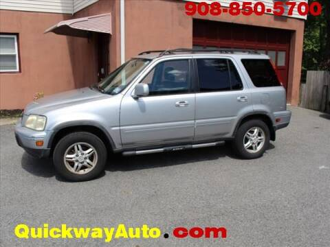 2001 Honda CR-V for sale at Quickway Auto Sales in Hackettstown NJ