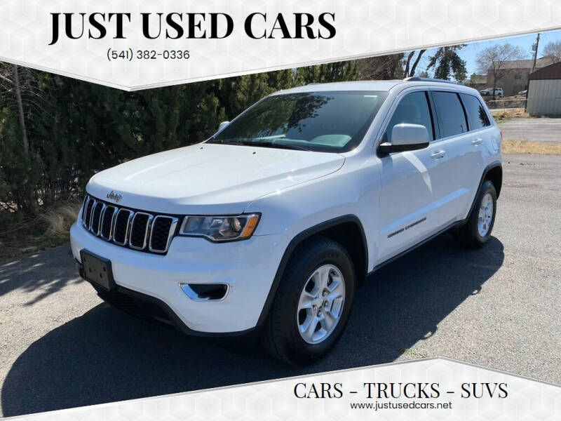 2017 Jeep Grand Cherokee for sale at Just Used Cars in Bend OR