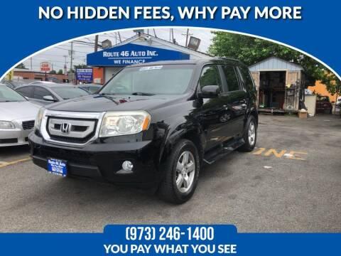 2011 Honda Pilot for sale at Route 46 Auto Sales Inc in Lodi NJ