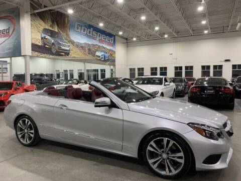 2017 Mercedes-Benz E-Class for sale at Godspeed Motors in Charlotte NC