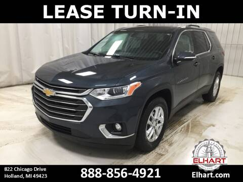 2018 Chevrolet Traverse for sale at Elhart Automotive Campus in Holland MI