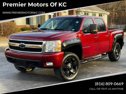 2008 Chevrolet Silverado 1500 for sale at Premier Motors of KC in Kansas City MO