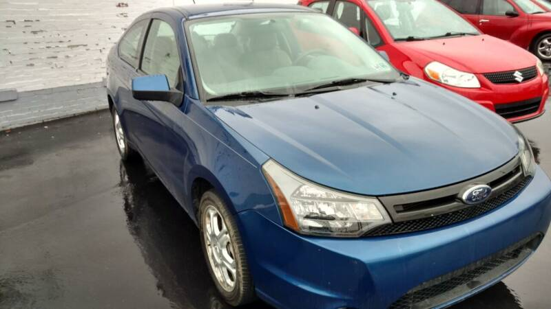 2009 Ford Focus for sale at Graft Sales and Service Inc in Scottdale PA