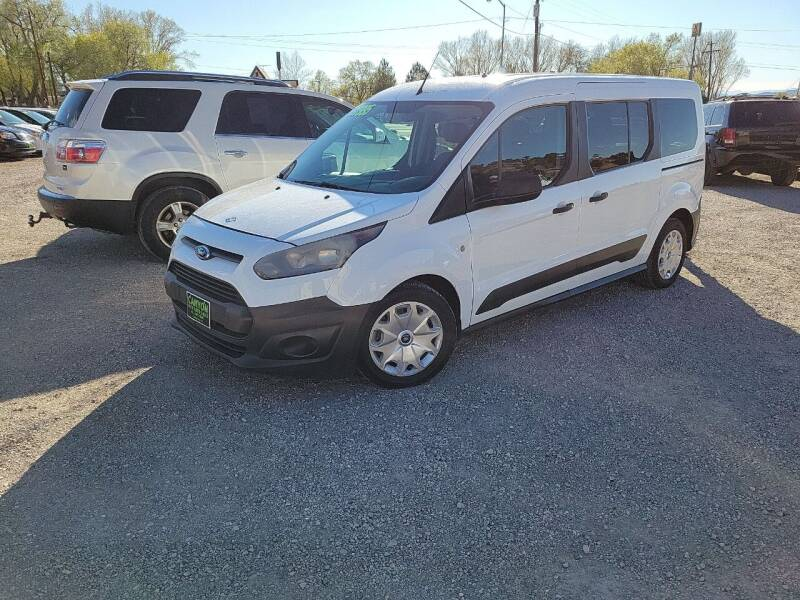 2015 Ford Transit Connect Wagon for sale at Canyon View Auto Sales in Cedar City UT