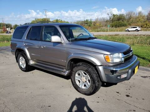 2002 Toyota 4Runner for sale at Sunshine Auto Sales in Menasha WI