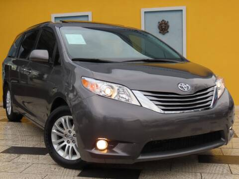 2017 Toyota Sienna for sale at Paradise Motor Sports LLC in Lexington KY