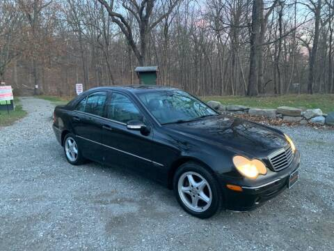 2003 Mercedes-Benz C-Class for sale at Bloomingdale Auto Group - The Car House in Butler NJ