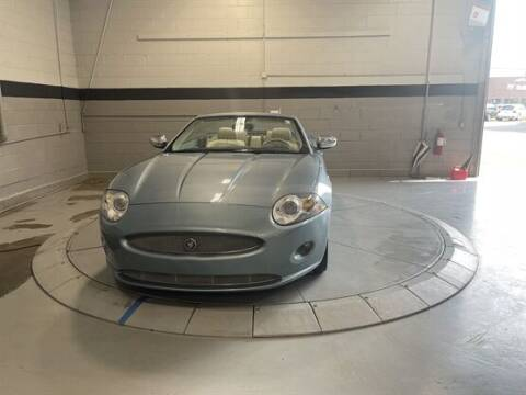 2007 Jaguar XK-Series for sale at Luxury Car Outlet in West Chicago IL