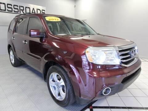 2012 Honda Pilot for sale at Crossroads Car & Truck in Milford OH