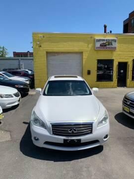 2011 Infiniti M37 for sale at Hartford Auto Center in Hartford CT