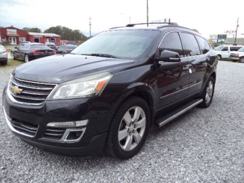 2013 Chevrolet Traverse for sale at PICAYUNE AUTO SALES in Picayune MS