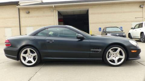 2011 Mercedes-Benz SL-Class for sale at Prudential Auto Leasing in Hudson OH