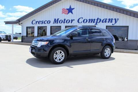 2010 Ford Edge for sale at Cresco Motor Company in Cresco IA