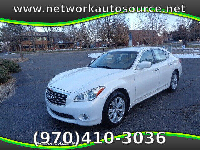 2011 Infiniti M37 for sale at Network Auto Source in Loveland CO
