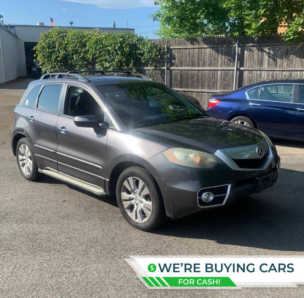 2010 Acura RDX for sale at Eastclusive Motors LLC in Hasbrouck Heights NJ