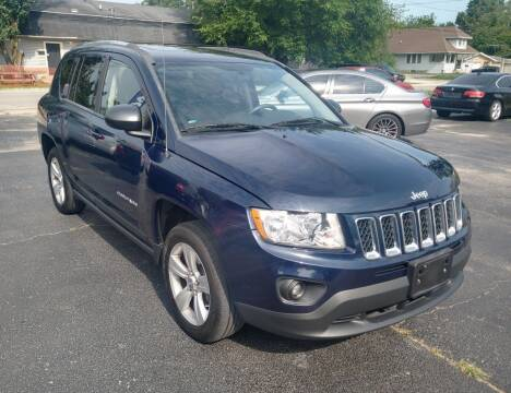 2012 Jeep Compass for sale at I Car Motors in Joliet IL