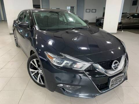 2016 Nissan Maxima for sale at Auto Mall of Springfield in Springfield IL