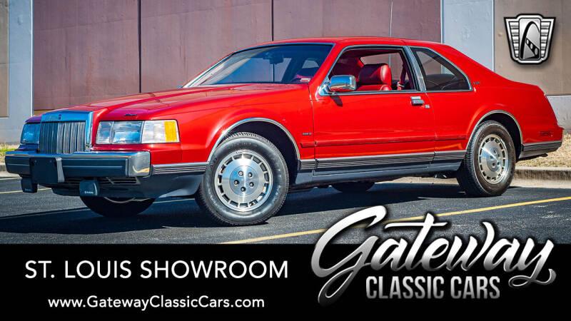 1985 Lincoln Continental for sale in O'Fallon, IL