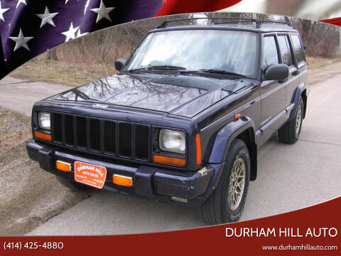 1998 Jeep Cherokee for sale at Durham Hill Auto in Muskego WI
